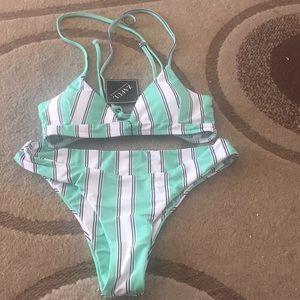 Brand new with tags zaful bikini